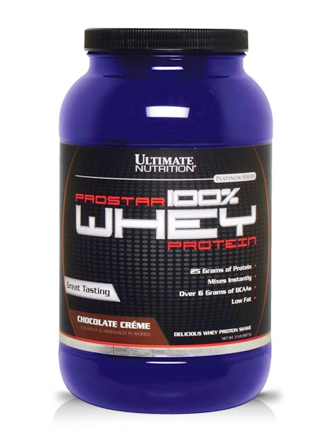 ULTIMATE NUTRITION - PROSTAR 100% WHEY PROTEIN - World